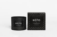 XL KOTO scented candle (HOME)