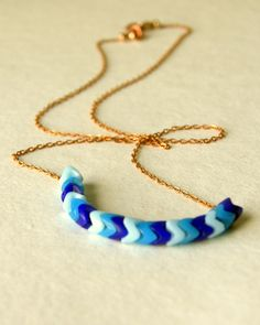 Snake Bead Necklace