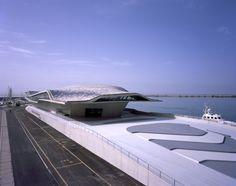 Salerno Maritime Terminal / Zaha Hadid Architects