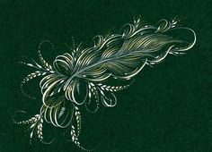 Ink Flourishes: The Spencerian Saga 2009