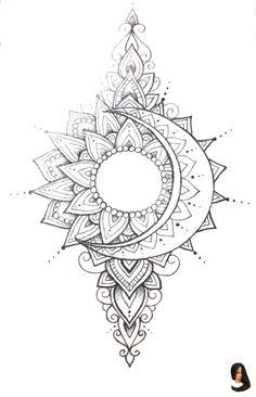 beautiful mandala tattoo are in the right place for tattoos mandalas mandalas Henna Tattoos, Body Art Tattoos, New Tattoos, Small Tattoos, Cool Tattoos, Pretty Tattoos, Awesome Tattoos, Inner Elbow Tattoos, Maori Tattoos
