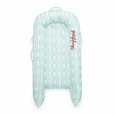 Discover the comfy & multi-functional Sleepyhead Grand Pod in Minty Trellis, perfect for lounging, playing & great for bed transitioning - fits in most cots! Gender Neutral Colors, Neutral Colour Palette, Nursery Furniture, Nursery Decor, Nursery Design, Trellis, Decorating Tips, Design Inspiration, Comfy