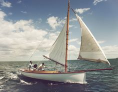 Australian couta boat