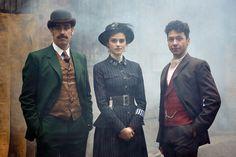 'Houdini & Doyle'