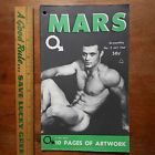 MARS #2 Vintage July1963 Gay Physique Magazine Pulp Beefcake Muscle SECOND ISSUE