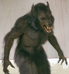 "Werewolf from ""A Cabin in the Woods"", so awesome! want to make this, not sure if can pull off......."