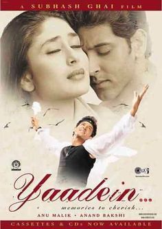 Kareena Kapoor's 2st hit film with Hrithik Roshan.