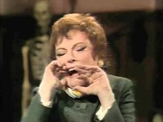 THE DR. JULIA HOFFMAN SHOW (Grayson Hall's Best Moments from Dark Shadows) - YouTube