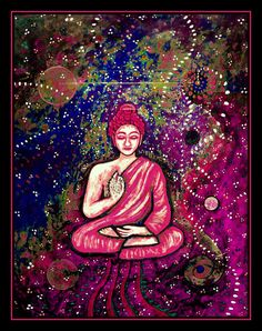 """If subconscious anger had a parallel in Buddhist writings, it would have to do with what is called mental unhappiness or dissatisfaction. This is regarded as the source of anger and hostility. We can see subconscious anger in terms of a lack of awareness, as well as an active misconstruing of reality.""  ~ H.H the Dalai Lama  Image Shared Via: santosam81.deviantart.com"