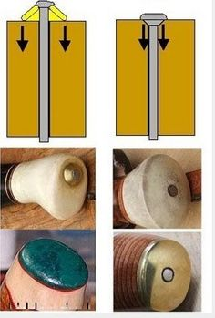 How to make a handle for the knife - instructions and photos. How to make a…