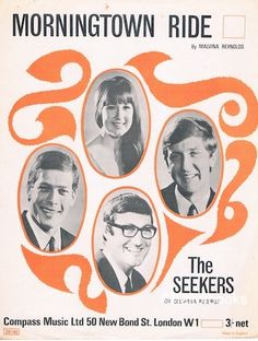 """Morningtown Ride, recorded by The Seekers"" By Malvina Reynolds"