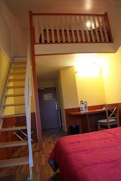 Chambre quadruple de l'hôtel Center de Brest http://www.hotelcenter.com/reservation/chambre-quadruple-brest.html