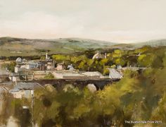 One morning in June, Cliff Roar, Buxton - Michael Ashcroft - The Buxton Spa Prize 2015 - 3rd Prize