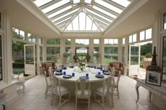 Westbury Garden Rooms Orangery Internal