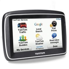 TomTom Go 740 Live 4.3 Touchscreen Portable GPS System w-USA  Canada Maps  Traffic. TomTom Go 740 Live 4.3 Touchscreen Portable GPS System General Features: Color: Black Internal memory: 2GB Voice: Navigation instructions, street name announcement, voice command recognition TomTom HOME software Preloaded Maps: Canada, USA Card reader: microSD Traffic: TMC (Traffic Message Channel) Trip computer: fast/short route, quickest route, street address search Special Features: Advanced Lane Gui...
