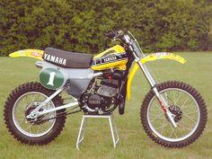 Yamaha OW 40 1979 Bob Hannah