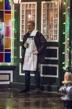 "Scott Bakula as Dwayne Pride. ""If It Bleeds, It Leads"" (Episode 18, Season 2 of NCIS: New Orleans)"