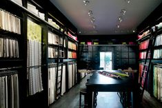 fabric showroom - Google Search