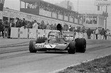 Jackie Stewart Tyrrell Ford 1972 Formula 1 Canadian GP 8x12 inch Photo Print