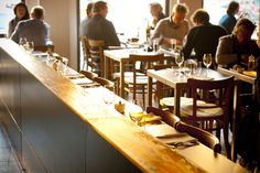 Heerlijk eten in de Pazzo en daarna wijntjes blijven drinken in de bar boven = topcombinatie