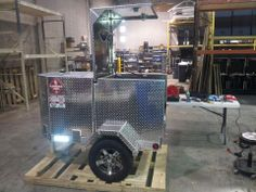 Here is a sneak peak at an almost completed gas trailer! It's the Pro 110 Industrial FTS model and more information on it can be found at: http://www.gastrailer.com/equipment/pro-110-industrial-fts/