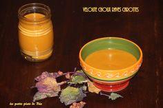 Velouté choux raves carottes - Les petits plats de Béa