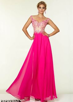 Off-the-shoulder Sorority Formal Dresses