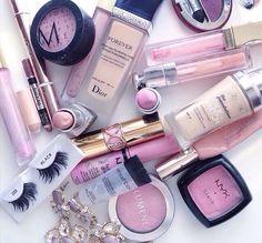 Girly makeup @theprincessgab ♡