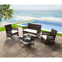 Peachy Monroe Stack Patio Dining Chair Brown Threshold In 2019 Gmtry Best Dining Table And Chair Ideas Images Gmtryco