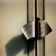 Door Handles by Robert Baker