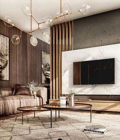 Living Room Modern, Home Living Room, Living Room Decor, Small Living, Cozy Living, Home Room Design, Interior Design Living Room, Tv Unit Interior Design, Tv Wall Design
