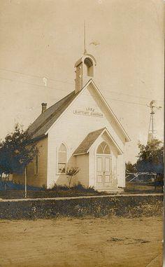 Baptist Church, Manitoba, Canada