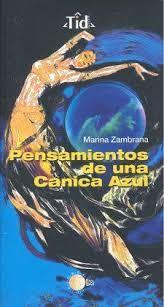 Pensamientos de una canica azul / Marina Zambrana.. -- Santa Cruz de  Tenerife ; Las Palmas de Gran Canaria : Idea,2015.