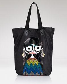 This makes me laugh. Love a good tote bag.