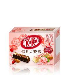 キットカット 毎日の贅沢 スペシャルアソート Edition2 6個 Japanese Sweets, Japanese Food, Ice Cream Design, Japanese Packaging, Box Packaging, Package Design, Oreo, Food And Drink, Packing