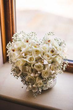 Heart bouquet - Image Splash Photography