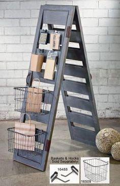 Shutter Ladder Display