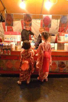はじめての日本の夏 : パリのくらしとこどもたち - ブログ   MilK ミルクジャポン