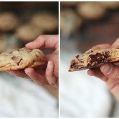 Perfect Chocolate Chunk Cookies Recipe