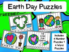 Freebie Friday-Earth Day
