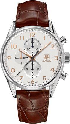 TAG Heuer Watch Carrera Chronograph