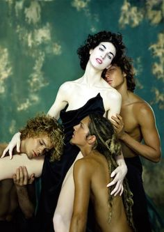 Consider, that gaultier erotic photography useful idea