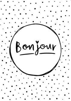 #Bonjour #Morning #WeHeartIt