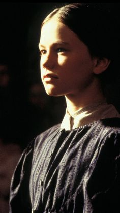 """Anna Paquin (Young Jane Eyre) - """"Jane Eyre"""" (1996)"""