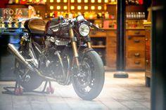 1996 Honda CB750 - Oficina MRS - Return of the Cafe Racers