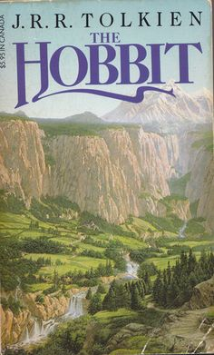 The Hobbit, JRR Tolkien - 5 stars and one of my favourites ever!