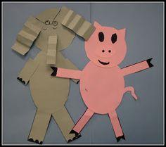 Elephant and Piggie Activity