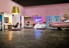 modern furniture design presentation