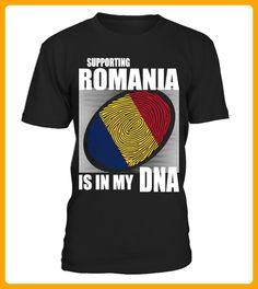 Supporting Romania - Shirts für reisende (*Partner-Link)