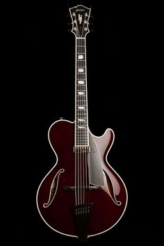 Collings City Limits Jazz - Merlot